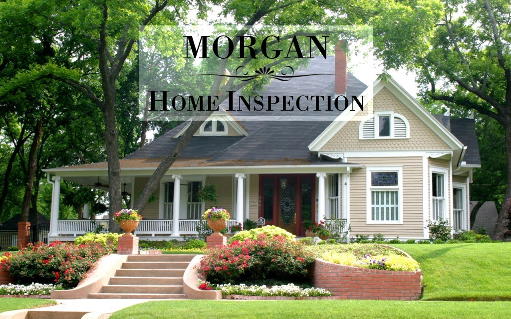 Morgan Home Inspection LLC header image